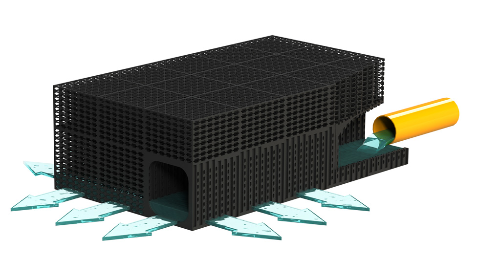 Attenuation Crates