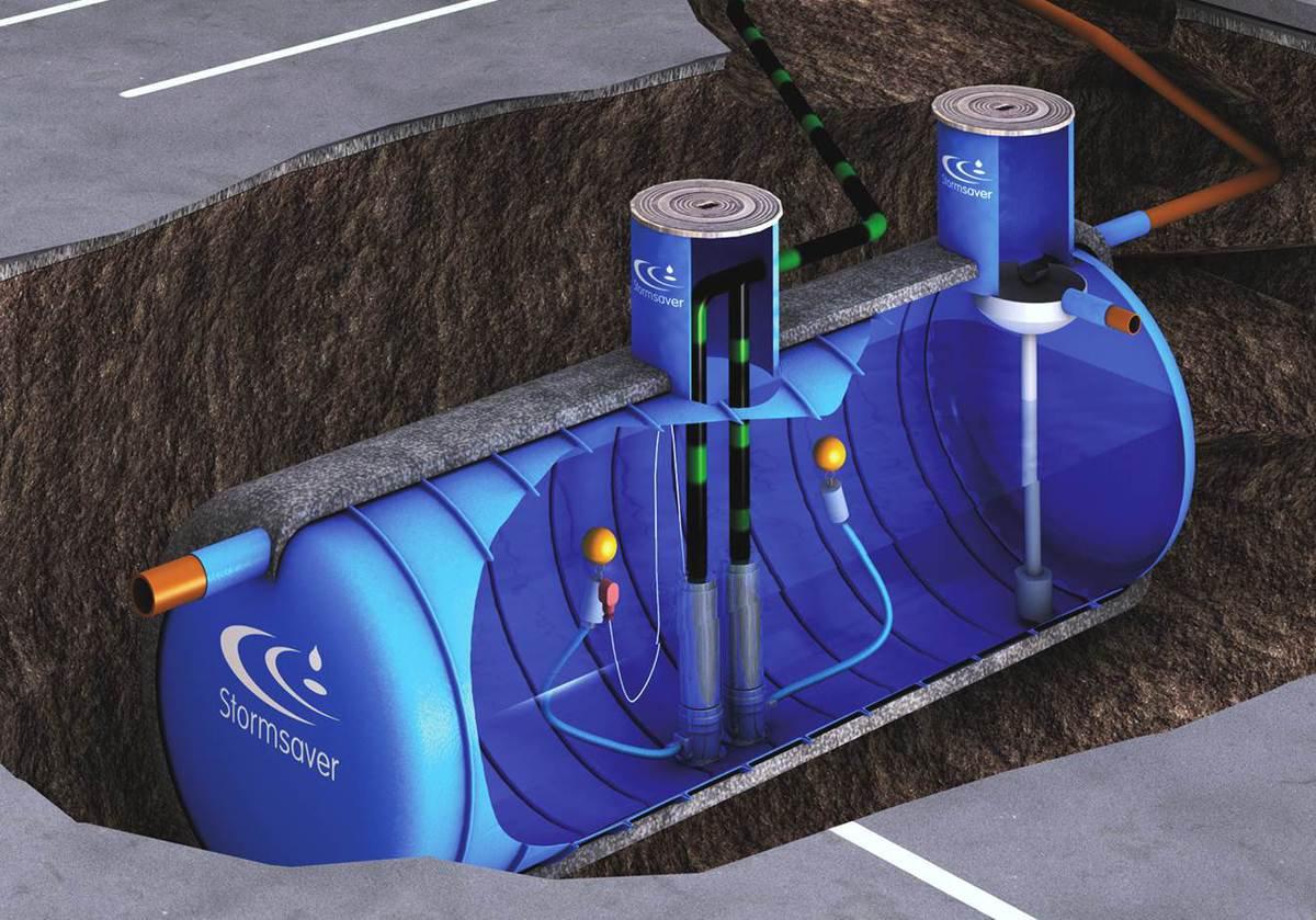 Gallery stormsaver rainwater harvesting for Rainwater harvesting quotes