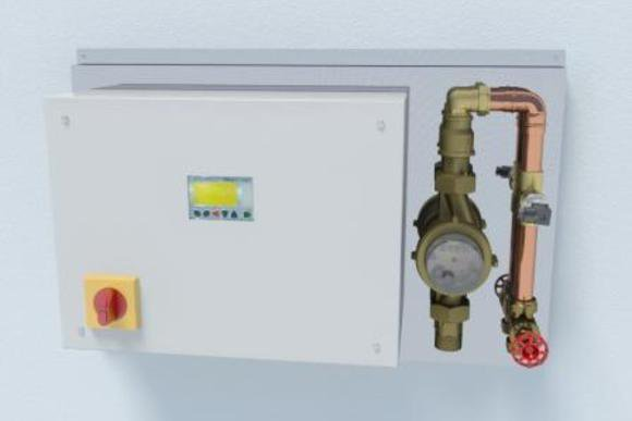 Standard Non-Pressurised Control System For Rainwater Harvesting System