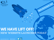 stormsaver launch new web site