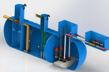 Attenuation systems