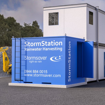 Rental of Rainwater Harvesting Systems