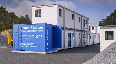 StormStation for Petrol Stations